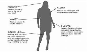 Womens Plus - Size Guides - How Can We Help