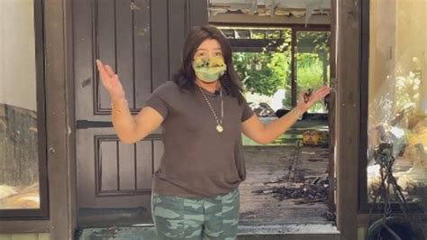rachael ray shares footage   home  shocking