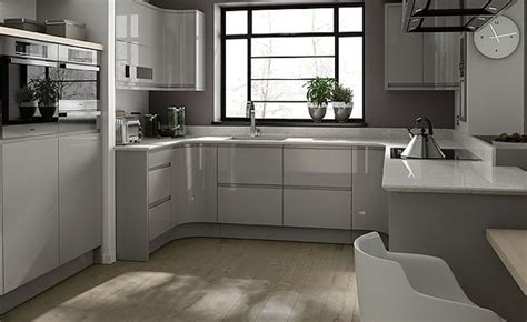 grey gloss kitchen cabinets are grey kitchens becoming the new 4064