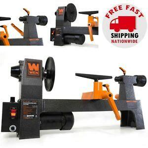 wood turning lathe benchtop variable speed woodturning