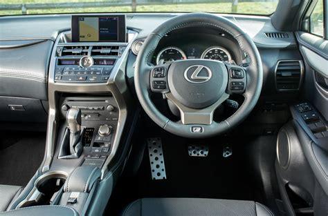 lexus nx interior autocar