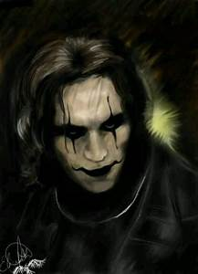 Brandon Lee ♥ The Crow | Art my love | Pinterest