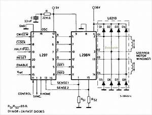 arduino trouble with l297 pins electrical engineering With l298 circuit