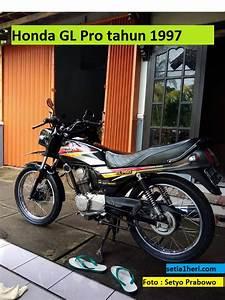 Honda Gl Pro Tahun 1997  U2013 Setia1heri Com