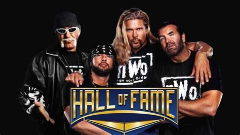 New World Order Announced For WWE Hall of Fame 2020 - ITN WWE