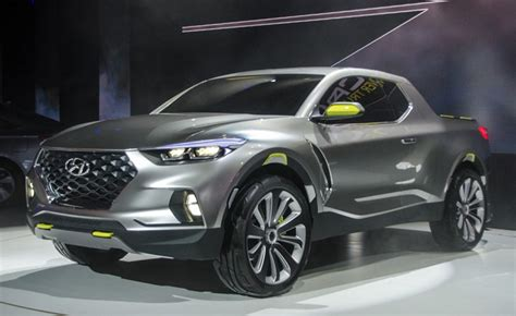 2019 Hyundai Santa Cruz News And Expectations  New Truck