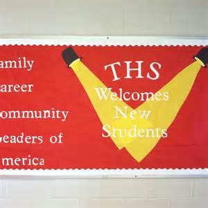 Board Bulletin High Idea School