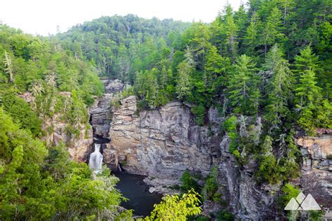 Linville Falls  Asheville Trails