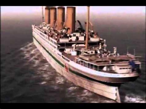 Sinking Of The Britannic Sleeping Sun by Hmhs Britannic Sleeping Sun Youtube