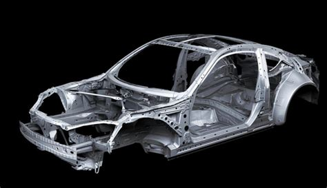toyotascion fr   body structure boron extrication