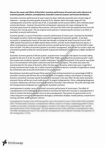 Essay Economic Problem Writing A Grad School Personal Statement  Essay On Economic Issues In India Informative Speech Writing Services also Research Essay Thesis  Essay Topics High School