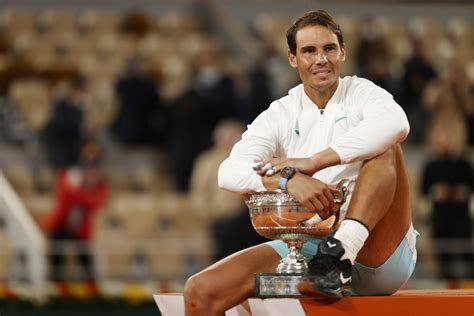 WATCH: Rafael Nadal Breaks Down Following His Record ...