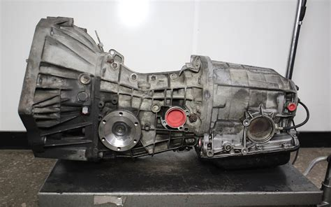 automatic transmission assembly   dmc delorean  miles