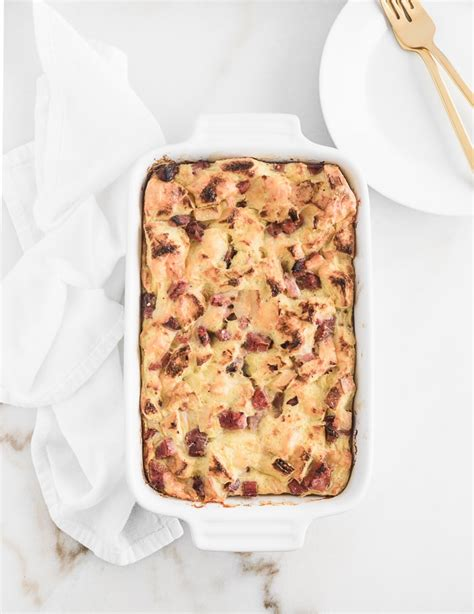 This link is to an external site that may or may not meet accessibility guidelines. Ham and Swiss Strata - Lively Table