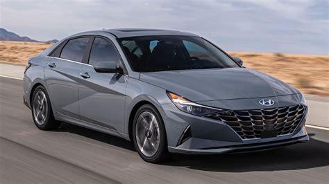 2021 Hyundai Elantra Hybrid First Look: The Green-Leaning ...
