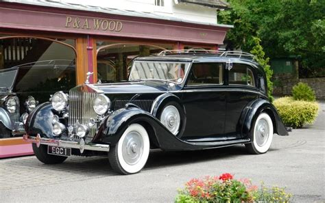 Used 1937 Rolls Royce Pre 1940 for sale in Essex