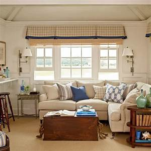 Beach, Cottage, Style, Decorating