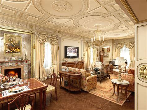 tips desain interior gaya klasik modern