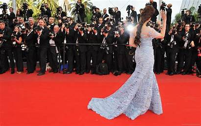 Carpet Aishwarya Rai Premiere Cannes Paparazzi Robin
