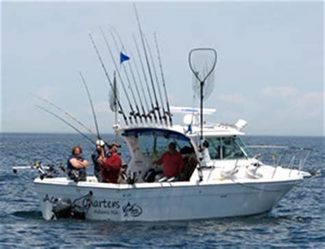 Great Lakes Sport Fishing Boats by Lake Ontario Charter Fishing Boat