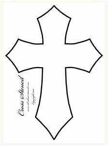 cross pattern so that you can use your printed cross With templates for wood cutouts