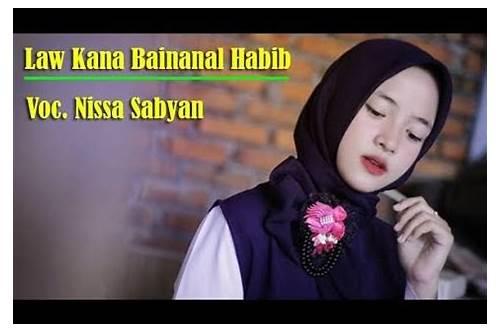 download lagu nissa sabyan full album mp3 metrolagu