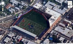 Rooftop Football Field Coolest HS Football Stadium I