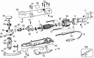 Dewalt Dw160 Parts List And Diagram