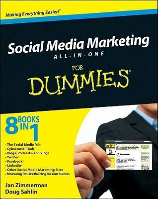Search Engine Marketing For Dummies by Social Media Marketing For Dummies All In One Entry Level
