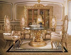 Moderne Barock Möbel : barock esszimmer einrichten 60 super vorschl ge ~ Sanjose-hotels-ca.com Haus und Dekorationen