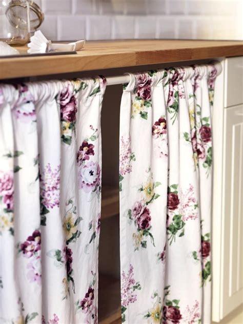 cortina bajo mesada ideas   dream home en