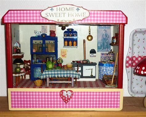vitrine de cuisine vitrine miniature de cuisine une pièce unique objets