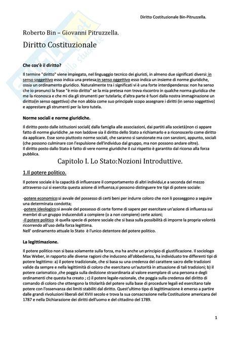 test di diritto costituzionale diritto costituzionale appunti