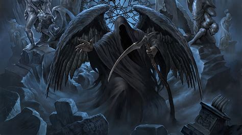 death wallpaper