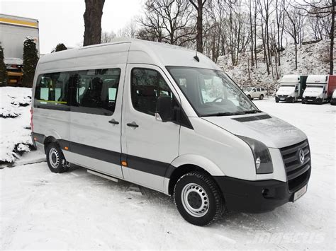 vw crafter preis volkswagen crafter 9 seats lift a c tempomat preis