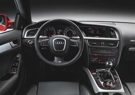 Audi A5 Interior Gallery Moibibiki 9