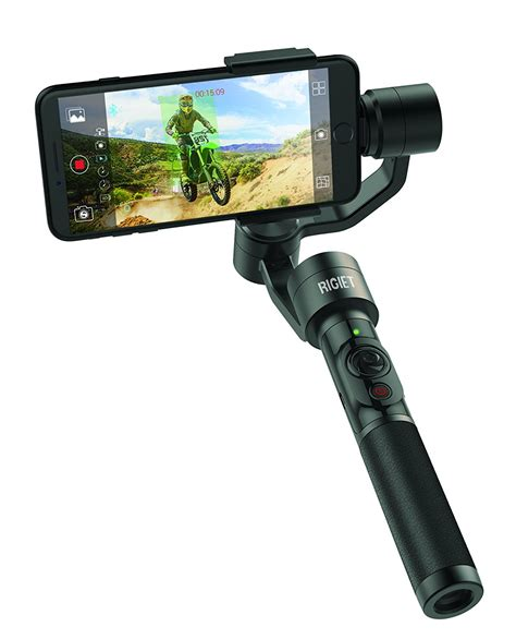dobot rigiet 3 axis handheld gimbal for smartphone and gopro