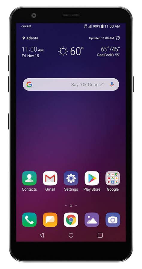 LG Escape™ Plus | Price, Specs & Deals | Cricket Wireless