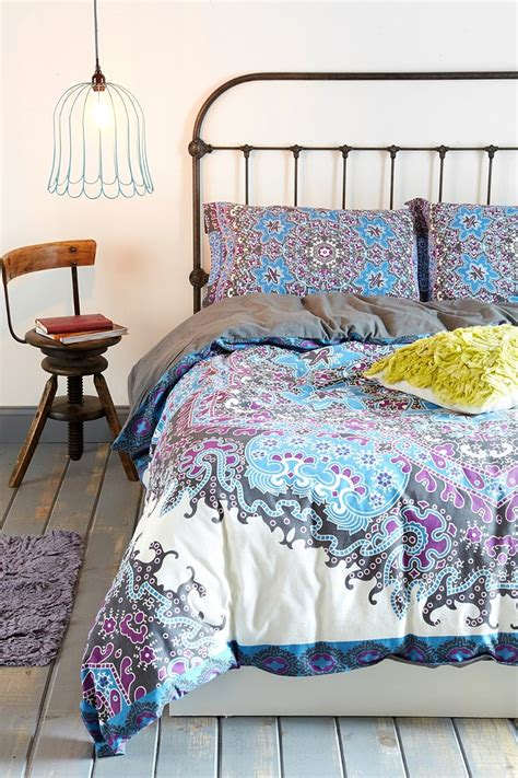 magical thinking bedding magical thinking medallion duvet cover