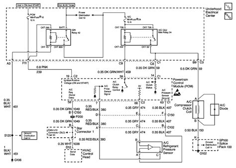 89 325i Ac System Diagram by Where Can I Find My Compressor Fuse Corvetteforum