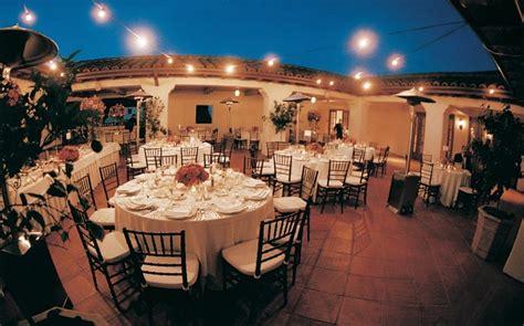 courtyard home designs style outdoor wedding in santa barbara california