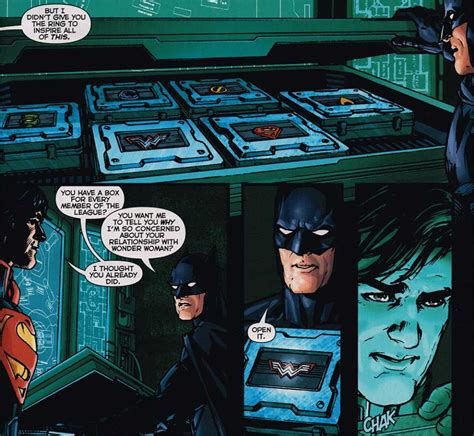 Janin Wiki Dc What Are The Justice League Members Weaknesses