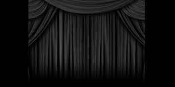 feminine stage curtain backdrop curtain lights stage