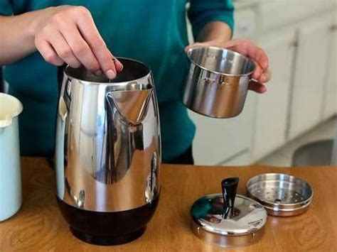 In fact, it can provide you with the hottest cup of coffee in your life. Making coffee in a percolator or an electric percolator is an effective alternative to drip or ...