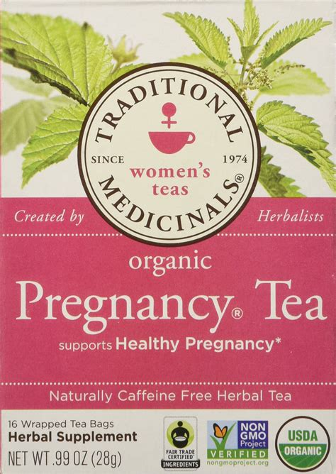 Amazoncom Yogi Tea Womans Herbal Tea Mother To Be 0