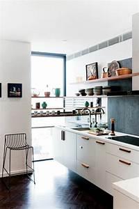 Cuisine Avec Parquet : le parquet noir en 45 super photos ~ Melissatoandfro.com Idées de Décoration
