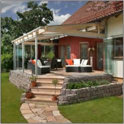 balkonã berdachungen aus glas wintergarten auf terrasse bauen terrasse wintergarten aus glas bauen sie sch nen wintergarten
