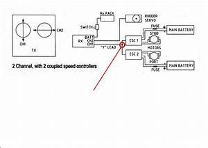 Brushless Motor Wire Diagram