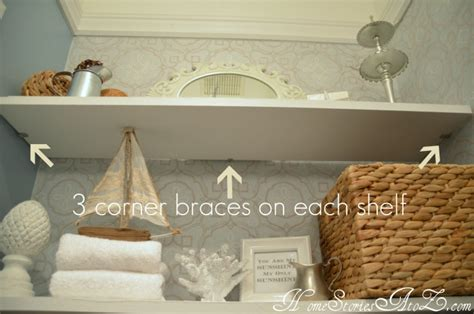how to mount a shelf how to install floating shelves diy shelf home stories