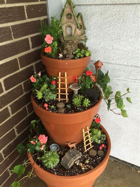 best 25 garden pots ideas on broken pot